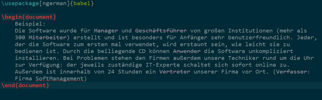 TeXstudioBeispiel1