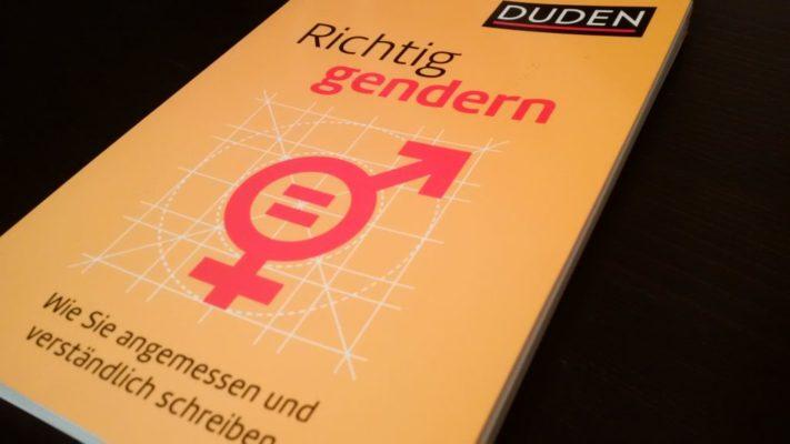 Duden-Ratgeber: Richtig gendern (Kleine Rezension)